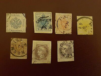 Austria Old Stamps