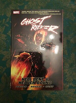 Ghost Rider Hell Bent and Heaven Bound by Jason Aaron (Paperback, 2008)