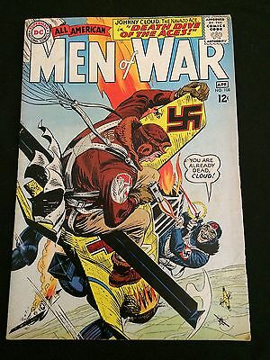 ALL AMERICAN MEN OF WAR #108 VG+ Condition