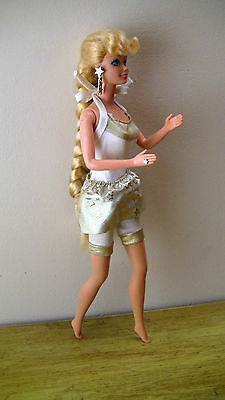 Mattel Hollywood Hair Barbie doll 1966 1976  With blonde hair