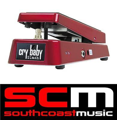 Brand New Slash Crybaby Sw95 Dunlop Wah Wah Electric Guitar Pedal