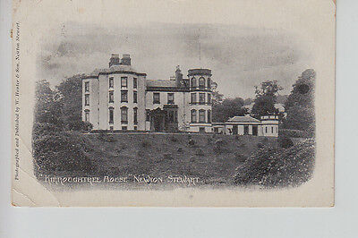 Kirroughtree House, Newton Stewart, Wigtownshire