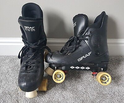 Roller Boots GRAF GTX Size 12 (Fit Uk Size 11)