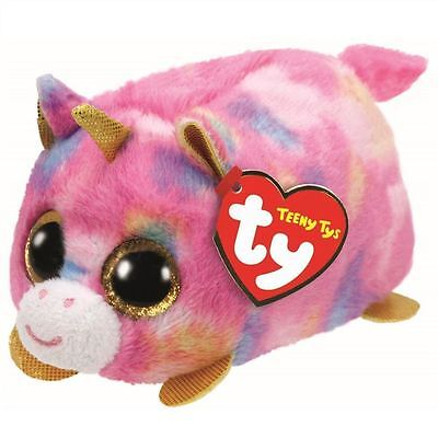 NEW Ty Beanie Teeny Tys Star the Unicorn Plush Collectible Soft Toy Gift