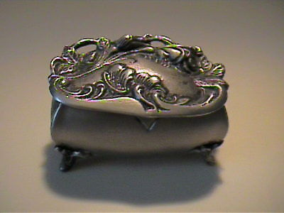 Victorian Styling Dresser Jewelry Box