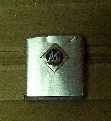 Vintage Zippo Bradford Pa. 6 Foot LengthTape Measure  Allis Chalmers Tractor