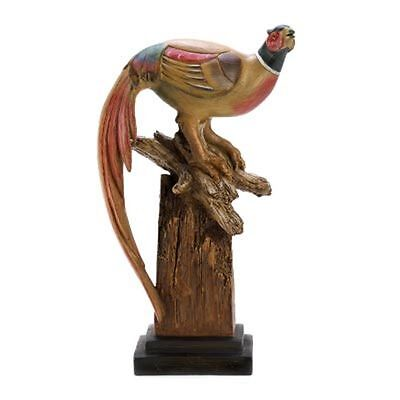 NEW Large PHEASANT DECOY STATUE