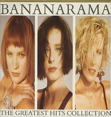 BANANARAMA The Greatest Hits Collection 1988 UK vinyl LP EXCELLENT CONDITION