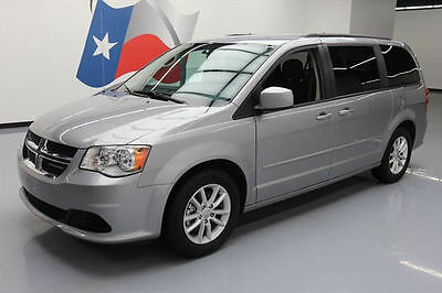 2016 Dodge Caravan  2016 DODGE GRAND CARAVAN SXT 7-PASS STOW-N-GO 34K MILES #235261 Texas Direct