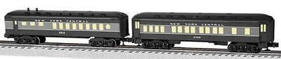 Lionel 6-81759  New York Central MADISON PASS 2PK Coach-Diner