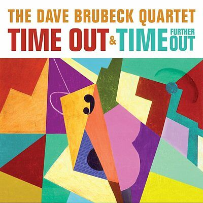 The Dave Brubeck Quartet - Time Out & Time Further Out (2LP Gatefold Vinyl) NEW