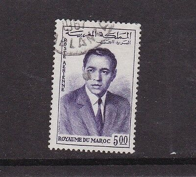 Morocco 1962 5d King Hassan 2nd VFU SG106