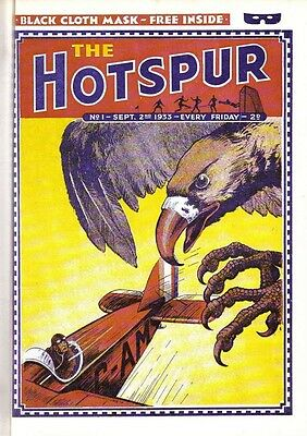 THE HOTSPUR COLLECTION ON DVD 110+ BOY'S STORY PAPERS FROM THE 1930s & 40s