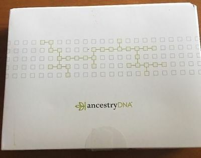 "Ancestry DNA Genealogy Test Kit Family Tree ""Open Box"""