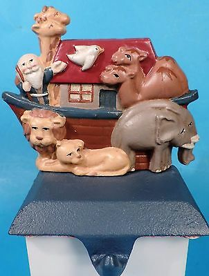 Midwest Of Canon Falls Noah's Ark Christmas Stocking Hanger