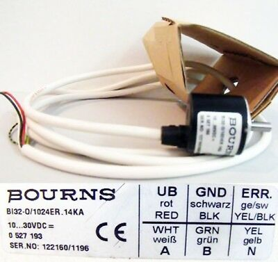 Bourns Drehimpulsgeber BI31-0/1024ER.14KA -unused/OVP-