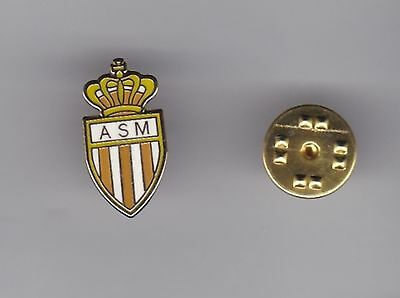 AS Monaco ( France ) - lapel badge No.1 butterfly fitting
