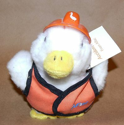 Aflac Plush Talking Duck w/Tag, Excellent Condition!