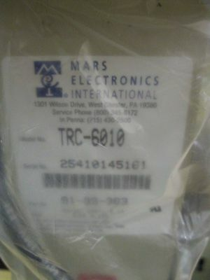 MEI Mars TRC 6010 Coin Changer - New! 24v pin coin changer for vending machine