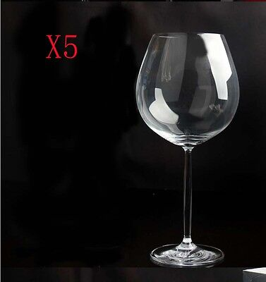 New 5X Capacity 839ML Height 248MM Super Large White Wine Glass/Glassware %