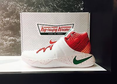uk availability 3ea13 d598c  rare  Kyrie Irving 2 Ky-Rispy Kreme Authentic Nike Shoes Size 14