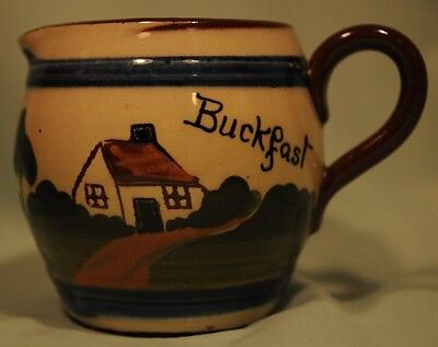Longpark Pottery Standard Cream Jug from Buckfast, Lovely Perfect Item