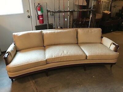 Vintage Sofa Heritage Couch Mid Century Modern Designed For Edward Keith