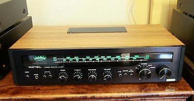 Rotel Stereo Receiver Tuner Rx-202