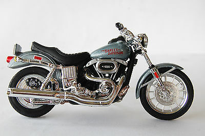 HARLEY DAVIDSON FXS LOW RIDER  1/18th MAISTO  MODEL MOTORCYCLE