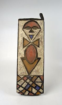 Vintage Mitsogo panel from the Congo, African Art