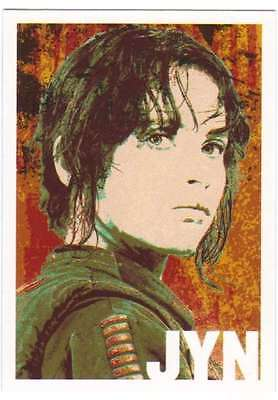 2016 Topps Star Wars Rogue One Series 1 Character Icons #CI-6 Jyn Erso