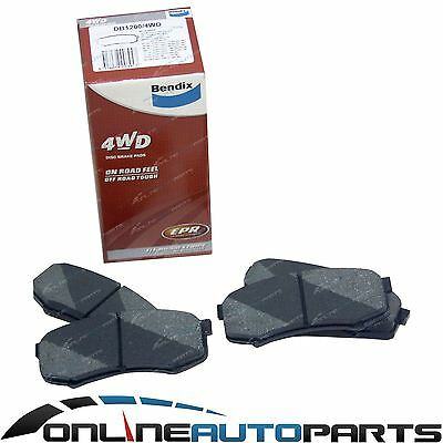 Rear Disc Brake Pads Bendix Landcruiser 75 78 79 Series 4x4 Toyota 80 105 70 New