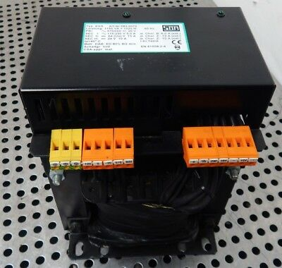 SBA Trafo Transformator EGS 083-0073 1150 VA+1020 W 60 Hz - unused -