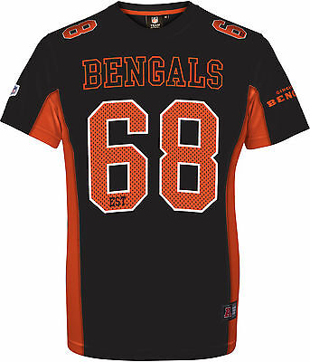 NFL Football Trikot Jersey Shirt CINCINNATI BENGALS 68 established Majestic