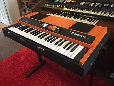 CRB Diamond 600 Elettronica Combo Organ Keyboard