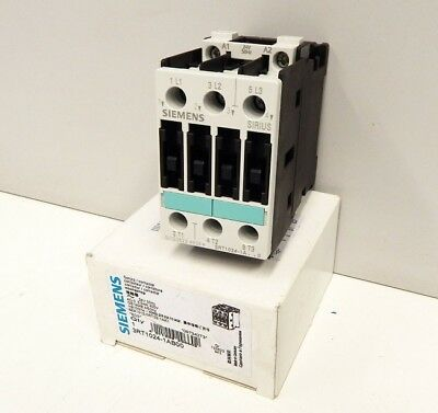 Siemens 3RT1024-1AB00 3RT10241AB00 Schütz Contactor  E:05  - unused - in OVP