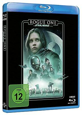Rogue One A Star Wars Story Blu-Ray