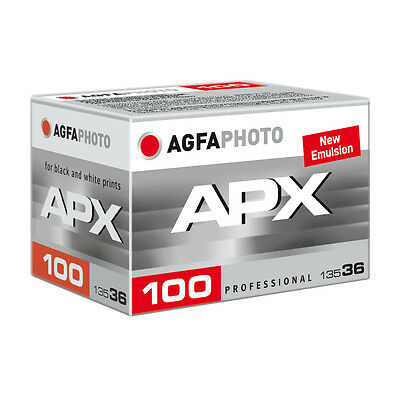 Agfa Photo APX 100 135-36  6erPack  frische Ware!