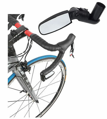 Zefal Spin Handlebar End Mirror for Cycle / Bicycle
