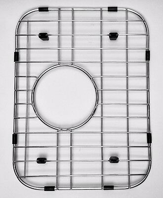 Alfi GR4019S Small Solid Kitchen Sink Grid Stainless Steel
