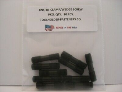 10 Pieces XNS-48 Clamp/Wedge Screw