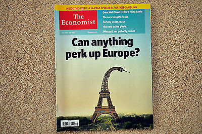 * The Economist July 10-16 2010 * Gambling EU  reforms