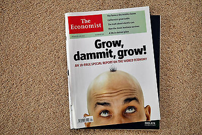 * The Economist October 9-15 2010 * World economy growth special