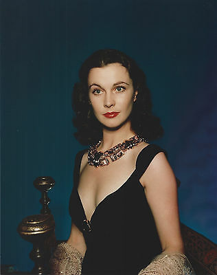 Vivian Leigh 8 X 10 Photo Art With Ultra Pro Toploader