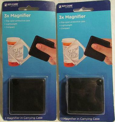 EZY-Care Arthritis, 3x Magnifier,  x 4 pieces -  New Other