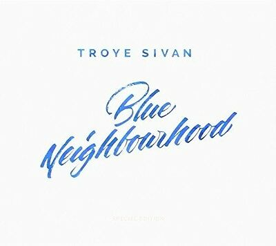 Troye Sivan - Blue Neighbourhood: Asian Deluxe Edition [New CD] Hong Kong - Impo