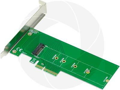 M.2 NGFF M Key SSD to PCIe PCI Express 3.0 x4 Lane Converter Card Host Adapter