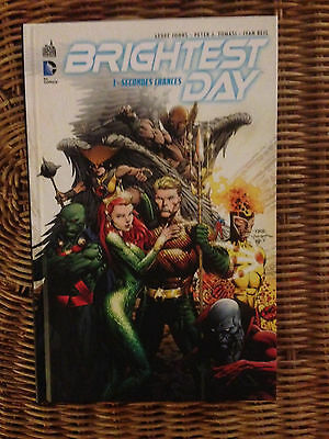 DC Comics - Brightest Day Tome 1 Secondes chances - Geoff Johns - Urban - C.Neuf