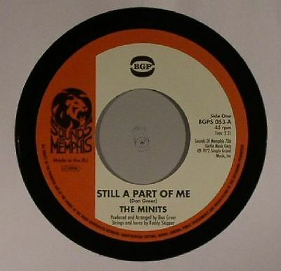 "MINITS, The - Still A Part Of Me - Vinyl (7"")"