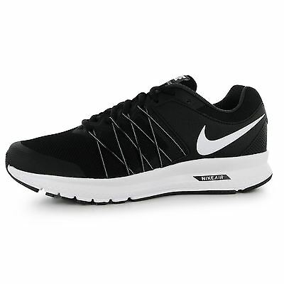 Nike Air Relentless 6 Running Shoes Womens Black/White Fitness Trainers Sneakers